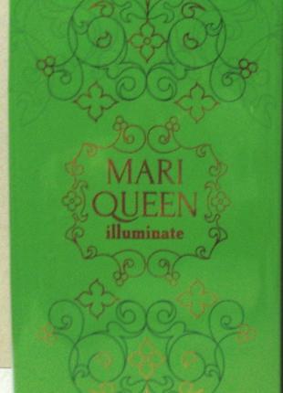 Женская туалетная вода ТМ Mari Queen  Illuminate 100мл