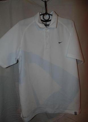 Поло футболка тенниска nike оригинал по сути новая