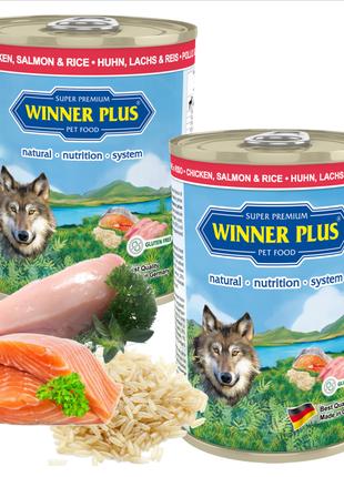 WINNER PLUS - Консервы для собак (400 г)