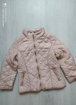 Куртка осень-весна 4-5 лет H&M