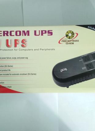 Источник бесперебойного питания WOW-700 Powercom ББЖ UPS