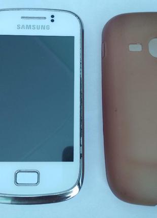 Мобильный телефон смартфон Samsung Galaxy Mini 2 GT-S6500D Сам...