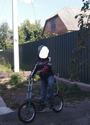 Детский велосипед 3-6 лет