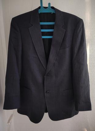 Мужской льняной пиджак Burberry