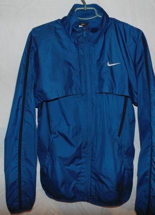 Куртка ветровка жилетка  nike оригинал  2 в 1 трансформер по с...