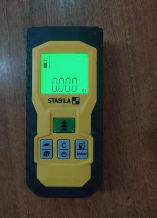 Лазерная рулетка Stabila D-76855