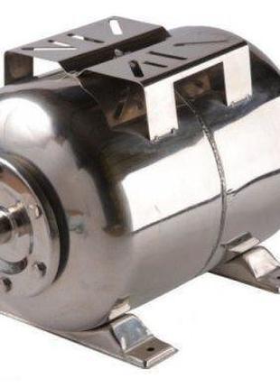 Бак гидроаккумулятор 24л. нержавеющий