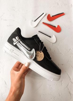 Кроссовки nike air force 1 low zip