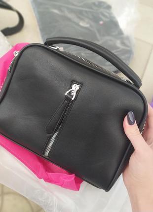 Женская сумочка с длинным ремешком, женский клатч