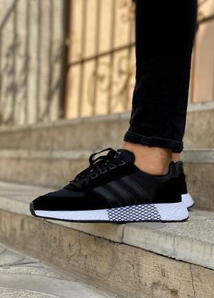 Adidas Marathon Black
