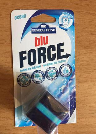 Кубики в бачок General Fresh BLU Force Море