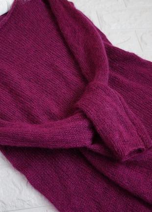 Очень красивый и качественный свитер из итальянской пряжи