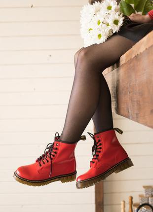 Женские ботинки dr. martens sr 1460 | демисезон 36-40
