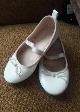 H&m туфли балетки
