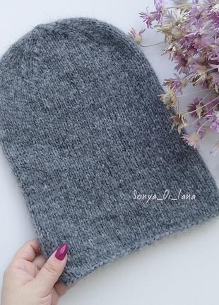Идеальная шапка бини