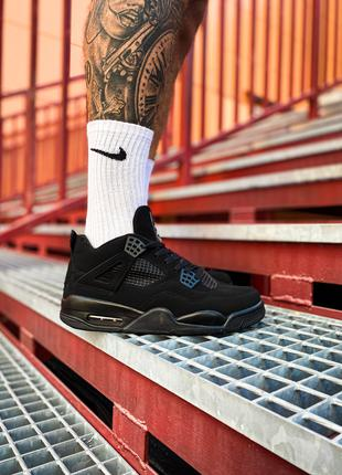 "Nike Air Jordan 4 Retro ""Black Cat"""