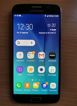 Samsung Galaxy S6 (модель SM-G920F)