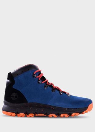 Ботинки timberland world hiker, р.40, оригинал