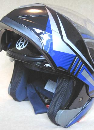 Шлем трансформер VLAND, размер XS S M L
