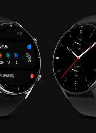 Умные часы Amazfit GTR 2 Global (Classic - Sports)