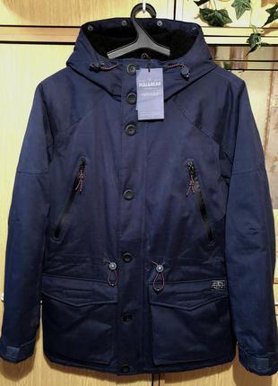 Куртка зимняя,парка pull&bear.оригинал.