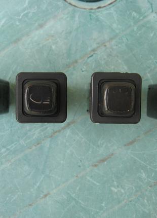Кнопка-вимикач (выключатель), сигналізації, габаритів, фар,Таврія