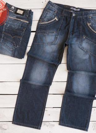 Мужские джинсы больших размеров, баталы! cупер качество! pазме...