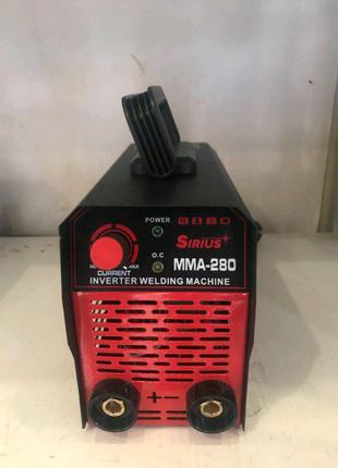Сварочный инвертор Сириус ММА-280