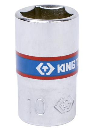 """Головка торцева KINGTONY 1/2"""" 10мм433010М"""