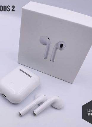 Беспроводные наушники Apple AirPods 1/2-го поколения 1:1