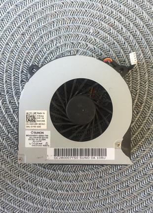 Вентилятор охлаждения для ноутбука DELL Latitude E6400 E6410 E651