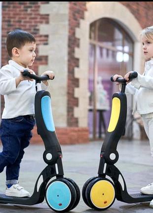 Беговел велосипед Xiaomi Freekids 5в1