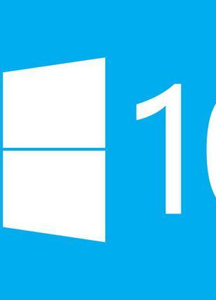 Установка Windows Виндовс Віндовс 10 8 7 Server