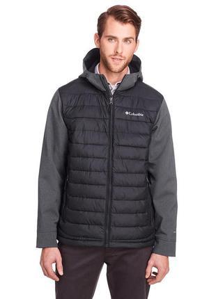 Columbia hybrid hooded куртка оригинал из сша
