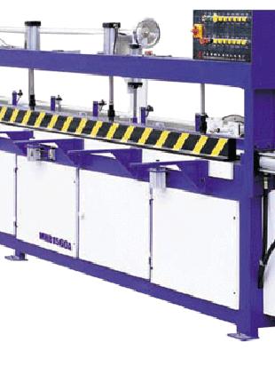 Пресс для сращивания автоматический MHB 1560 A (Двухпозиционный)