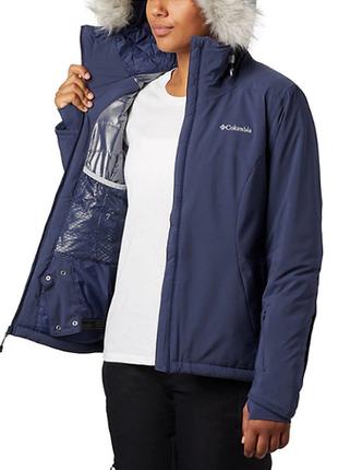 Columbia зимняя куртка оригинал из сша р. l