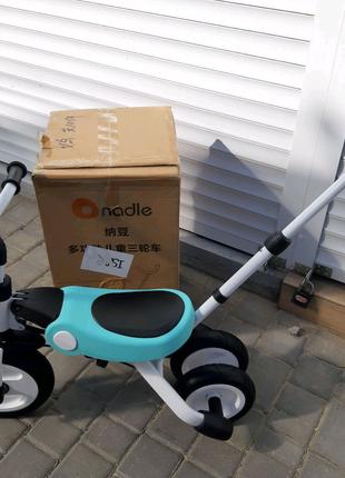 Эксклюзив Nadle беговел велосипед толокар