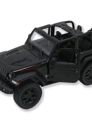 """Машинка KINSMART """"Jeep Wrangler"""" 4 цвета"""