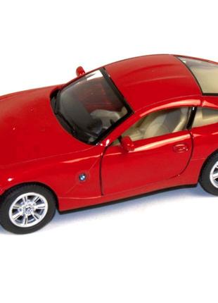 "Машинка KINSMART ""BMW Z4 Coupe"" 4 цвета"