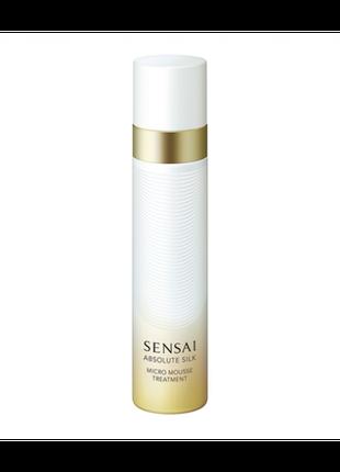 SENSAI (Kanebo) Absolute Silk Micro Mousse Treatment мусс для лиц