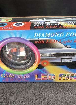 Фары противотуманные LED светодиодные