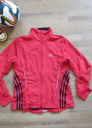 Супер легкая ветровка / спортивная куртка /мастерка adidas