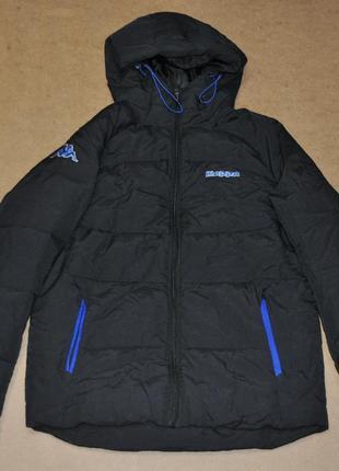 Kappa мужской пуховик куртка зима
