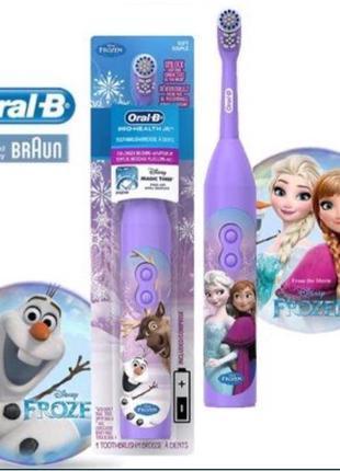 Зубная щетка Oral-B Disney Frozen Oral-B Pro-Health с та