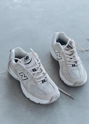 Шикарные женские кроссовки new balance 530