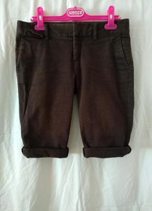 Хлопковые шорты Zara