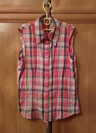 🔥 СКИДКА 🔥 рубашка без рукавов Only