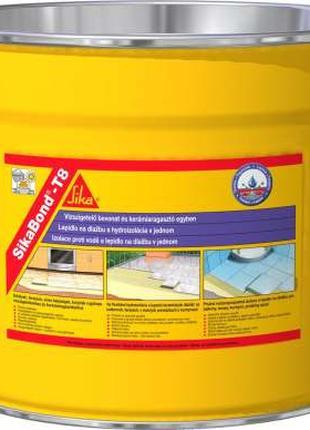 SikaBond®-T8 - клей+гидроизоляция 2 в 1