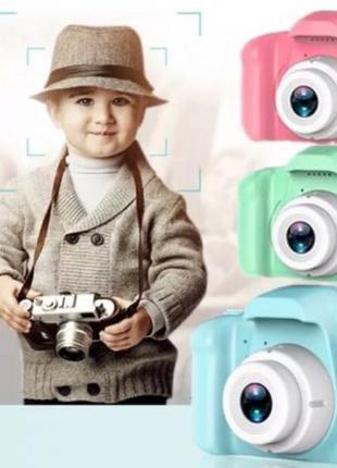 Детский фотоаппарат X200 children camera