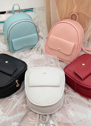 Качественная сумка - рюкзак молодежная для девочки